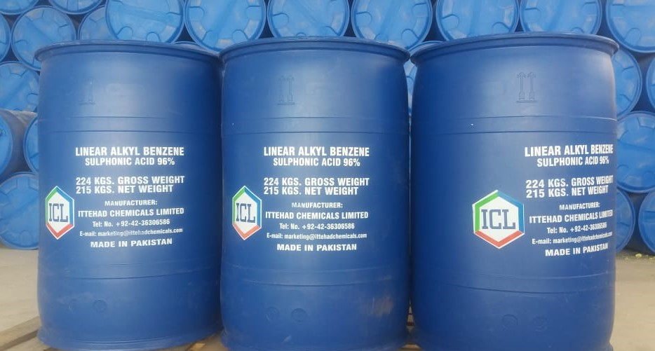 Ittehad Chemicals Limited | Products